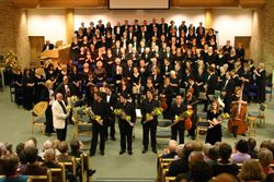 St Cecilia Concert - Nov 2009