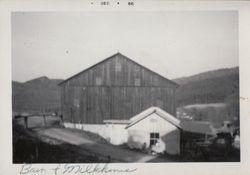 Grove Barn and Milk House