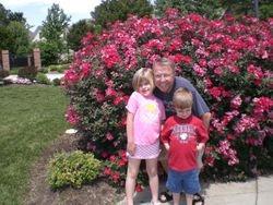 Emma, Jim and Carter Herman