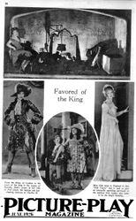 80 Favored of the King - Dorothy Gish