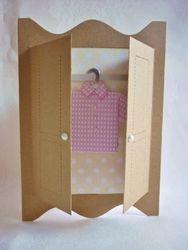 Wardrobe with Mini Shirt