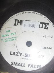 The Music Box (Christchurch) Label