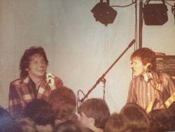 Toy Love at Hillsborough 1980