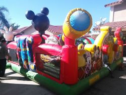 MICKEY MOUSE TODDLER PARK