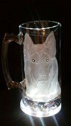 Husky ~ Shepherd ~ XL Mug