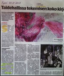 Newspaper Epari 30.10.2013