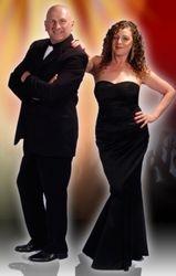 Steve Bishop and Christy Mac