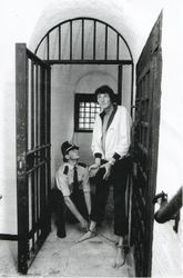 PRISON CELL ESCAPE 26TH JULY 1983