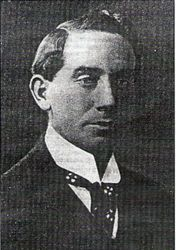 Doctor Edwin Arthur Dando. 1910.