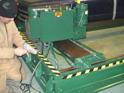 Curing Safety Lines