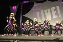 Youth Dance Champions at Live