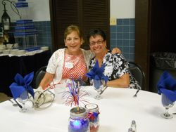 Claudia Duncan McGrath and Cindy Thompson Gervais