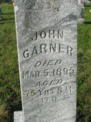 John Garner (1819 -1895)