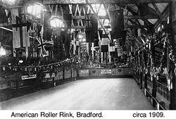 Bradford Rollarena - c.1909