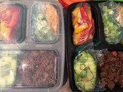 Taco Salads to go-