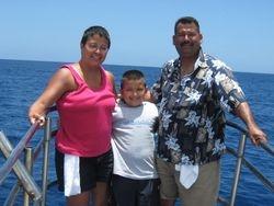 Fishing the Deep Blue Sea