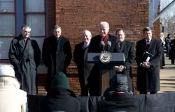 Vice Presidnet's Visit