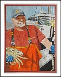 2nd Place, Lee Osborne (Crabby Bill)