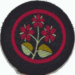 Scarlet Pimpernell Patrol Badge