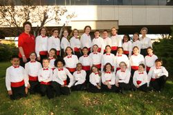 Concert Choir 2007-2008