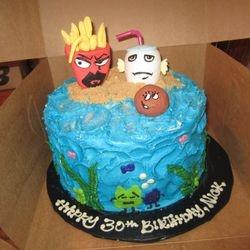 Aqua Teen Hunger Force Birthday