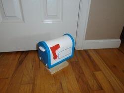 Melissa & Doug My Own Mailbox - $12