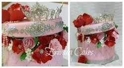 Flower Box Cake 1