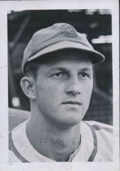 Stan Musial 1942 Original Vintage Type 1 Photo