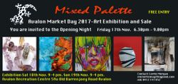 Gallery Viewing for 2017 Exhibition