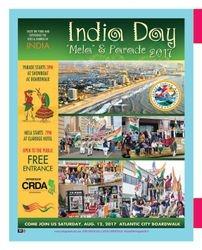 India Day, Atlantic County, Celebration