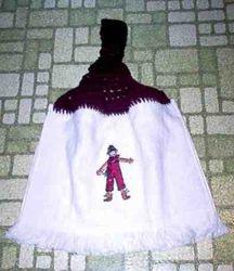Scarecrow Fingertip Towel