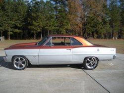 4.66 Chevy 11 Nova