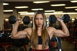 Samantha Cohen NPC Figure Competitor