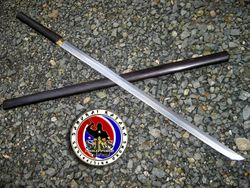 Ronald Francisco's Cane Sword