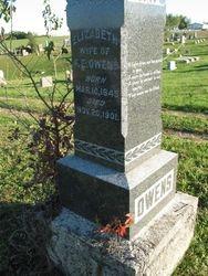 Elizabeth (Garner) Owens (1845-1901)