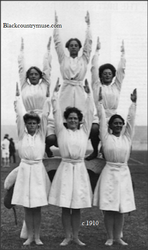 Keep fit. c1920s