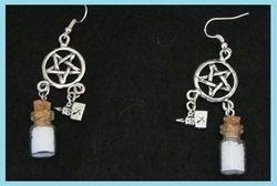 Salt & Burn Earrings