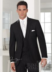 Slim Fit Suit Rental!