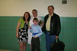 Sid, Jaxs and Mom and poppa