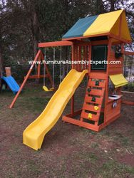 swing set installation service in riverdale MD