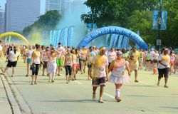 The Happiest 5K by Terry Sposito (AW)