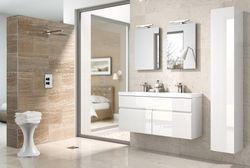 ECO Integra Handle-less Gloss White