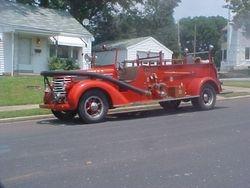 1942 Diamond T Pumper  4048867