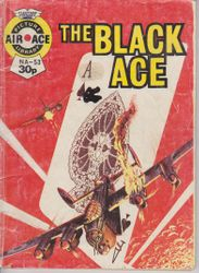 Air Ace Picture Library War Comic