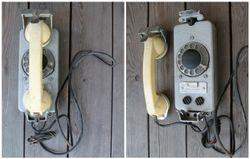 Laivo telefonas. Kaina 42