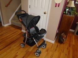 Baby Trend LightWeight Stroller - $25