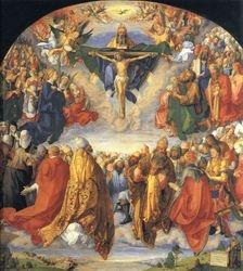 Durer, All Saints Day, 1511