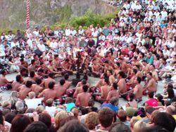 Kecak Dance to Continue