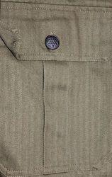 9th Inf. Div. (EM) Tropical Jacket:
