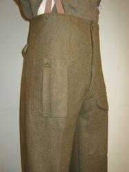 1940 pattern £115 green serge